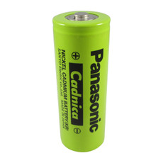 Panasonic KR-FH F Cell NiCd Battery - 1.2 Volt 7000mAh Hi Temp