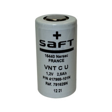 VNT C U - 417988-101N Saft Battery - 1.2V 2650mAh C NiCd High Temp