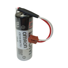 Omron CS1W-BAT01 - 3V Lithium PLC CNC Battery Replacement