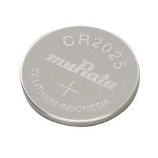 Murata Sony CR2025 3V Lithium Coin Cell Battery