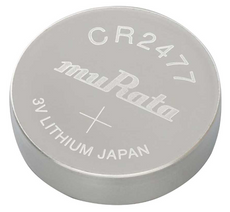 Murata Sony CR2477 Battery - 3V Lithium Coin Cell