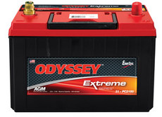 Odyssey 31-PC2150T Battery - 12 Volt 100 Amp Hour Group 31
