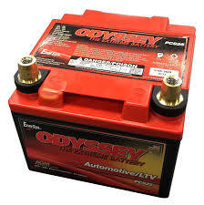 Odyssey PC925LT Battery - 12V 28AH with Reversed SAE Terminals