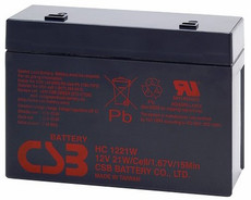 APC RBC21 - Cartridge #21 Battery Replacement