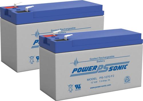 APC RBC123 - Cartridge #123 UPS Backup Battery Replacement (2 Pieces)
