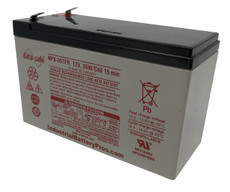 "Data Safe NPX-35TFR Battery by Enersys (.250"" Tabs-Flame Retardant)"