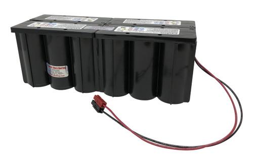Enersys 0859-0032 Battery - 24V 8Ah SLA Cooper - Form 4 - Form 5 - Form 6 - Recloser Battery