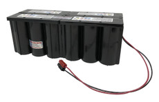 Enersys 0859-0032 Battery - 24V 8Ah SLA Cooper - Form 4 - Form 5 - Form 6 - Recloser Battery