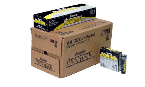 Energizer EN91 AA Industrial Battery (Case of 144)