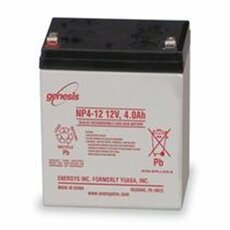 Enersys - Genesis NP4-12 Battery - 12V 4Ah