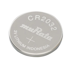 Murata Sony CR2032 Battery - 3V Lithium Coin Cell