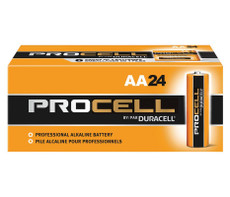 Duracell Procell AA Batteries - PC1500 (24 Pack)