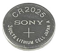Minew D15 UFO iBeacon Battery - CR2025