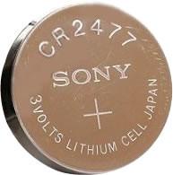 kontakt.io Beacon iBeacon Battery - 3 Volt CR2477
