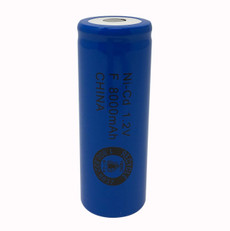 Evergreen N8000FP Battery - 1.2 8000mAh F Cell