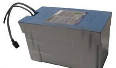 Saft 3841MFE0400 Battery for Medical Cart - Industrial Applications