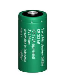 Varta CR2/3AH Battery 3 Volt 1500mAh (High Capacity)