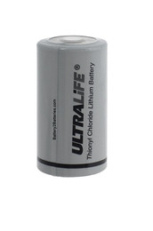 Ultralife ER26500 Battery - 3.6V C Cell Lithium