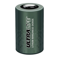 Ultralife 6135-01-554-3803 Battery (No Tabs with PTC)