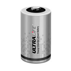 Ultralife UHE-ER34615 Battery - 3.6V D Cell Lithium