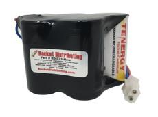 D/5PYR Battery for Emergency Lighting