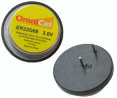 Omnicel ER22G68 Battery (Exact Replacement for Tadiran TL-5186)
