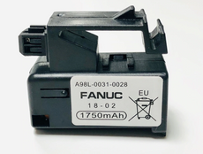 Fanuc A98L-0031-0028 Battery Replacement