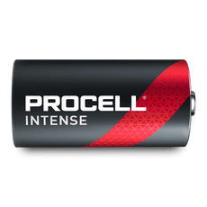 Duracell Procell Intense Power PX1400 C Batteries (Case of 72)