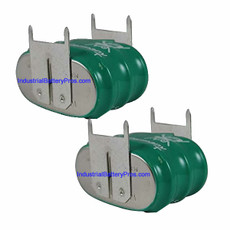 Mecedez-Benz 3/V150H Siren Battery (4 Pins - 10mm Spacing) (2 Pack)