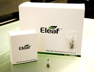 Eleaf Mini iKit Atomizer Head (5-Pack)