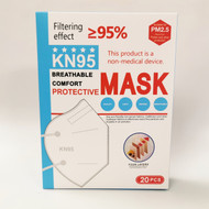Masks Kn95 (20 pieces/box)