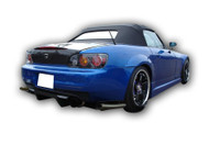 2000-2010 Honda S2000 DS Rear Fenders