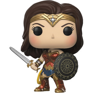 Wonder Woman: Funko POP! Heroes x Wonder Woman Vinyl Figure