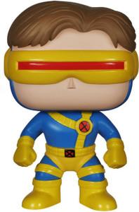 Cyclops: Funko POP! x Marvel Universe X-Men Bobble-Head Vinyl Figure