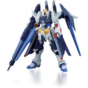 ZGMF-X10A-A Amazing Strike Freedom Gundam: High Grade Gundam Build Fighters Amazing Ready 1/144 Model Kit (HGBF #053)