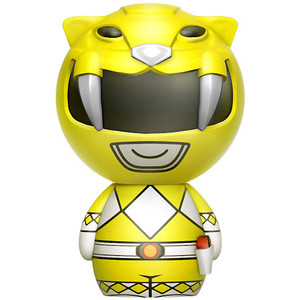 Yellow Ranger: Funko Dorbz x Power Rangers Vinyl Figure