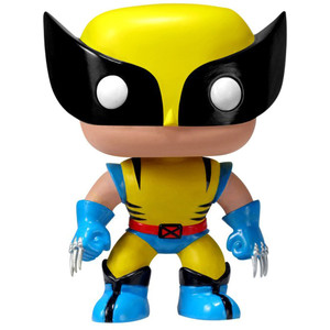 Wolverine: Funko POP! Marvel x X-Men Vinyl Figure [#005 / 02277]