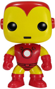 Iron Man: Funko POP! x Marvel Universe Vinyl Figure