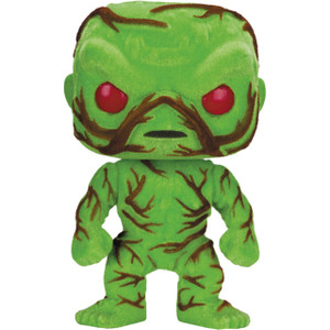 Swamp Thing [Flocked] (PX Exclusive): Funko POP! Heroes x DC Universe Vinyl Figure