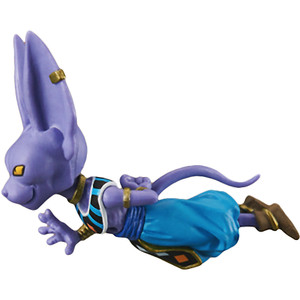 Beerus: DragonBall Super x Banpresto WCF ~Anime 30th Anniversary~  Mini Statue Figurine Vol.5 (37045C)
