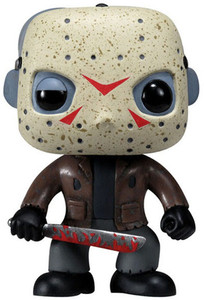 Jason Voorhees: Funko POP! Horror Movies x Friday the 13th Vinyl Figure