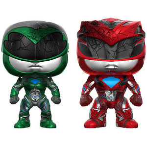 "Rita Repulsa & Zordon (Toys ""R"" Us Exclusive): Funko POP! TV x Power Rangers Vinyl Figure [13304]"