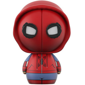 Spider-Man [Homemade Suit]: Funko Dorbz x Spider-Man - Homecoming Vinyl Figure