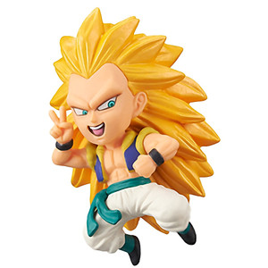 Super Saiyan Son Goten: DragonBall Super x Banpresto WCF ~Anime 30th Anniversary~  Mini Statue Figurine Vol.4 (36970B)