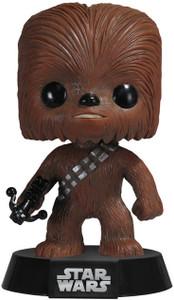 Chewbacca: Funko POP! x Star Wars Vinyl Figure