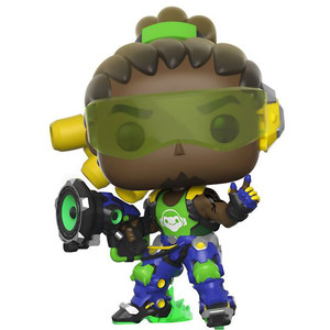 Lucio: Funko POP! Games x Overwatch Vinyl Figure