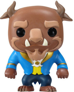 The Beast: Funko POP! x Disney Vinyl Figure