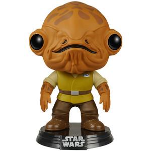 Admiral Ackbar: Funko POP! x Star Wars Vinyl Figure