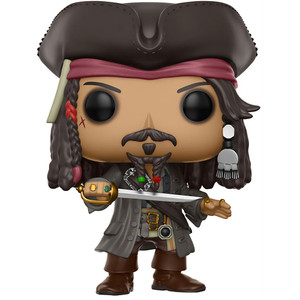 Jack Sparrow: Funko POP! Disney x Pirates of the Caribbean - Dead Men Tell No Tales Vinyl Figure