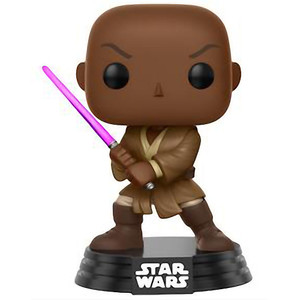 Mace Windu (Walgreens Exclusive): Funko POP! x Star Wars Vinyl Figure